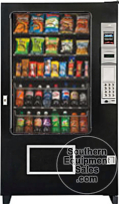 AMS VC39 Snack & Drink Combo Vending Machine