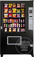 AMS Wide Gem Snack Vending Machine