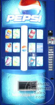Vendo 630 Can & Bottle Drink Vending Machine