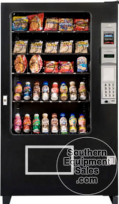AMS BF39 Bottle & Food Combo Vending Machine