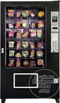 AMS 39VD Cold Food Vending Machine