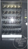 Automatic Products Studio 3 Dual Coil Used Snack Machine